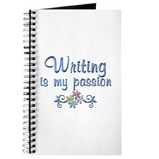 Writing Passion Journal