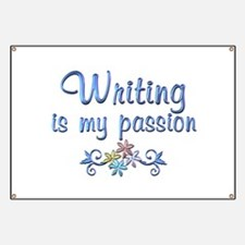 Writing Passion Banner