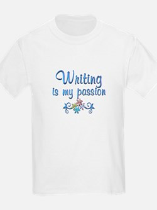 Writing Passion T-Shirt