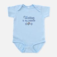 Writing Passion Infant Bodysuit