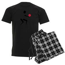 Volleyball icon ball Pajamas