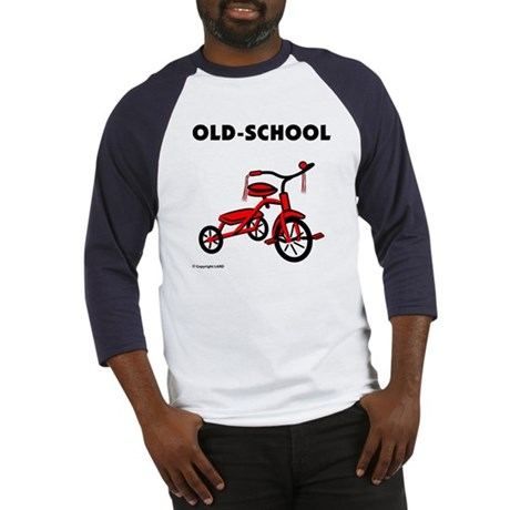Old-School Tricycle Baseball Jersey