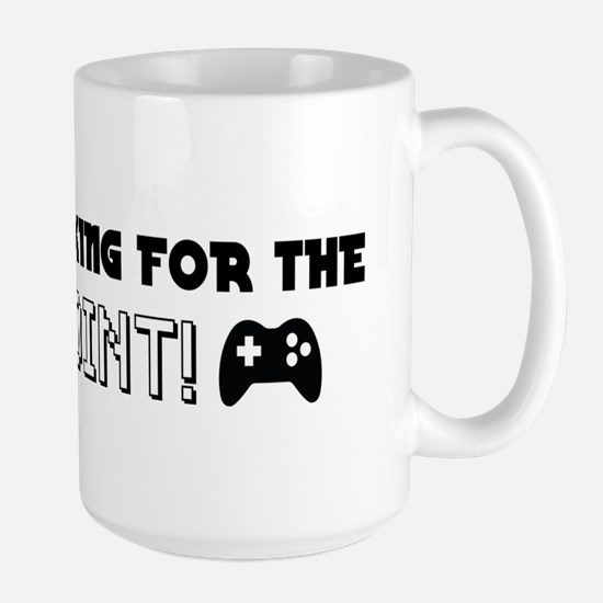 I'm just lookinf for the CheckPoint Large Mug