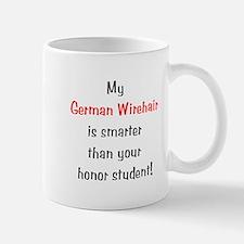 My German Wirehair is smarter... Mug