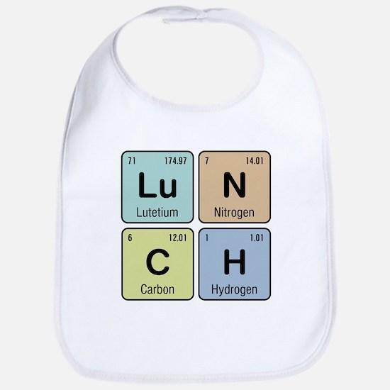 Chemistry Lunch Bib