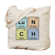 Chemistry Lunch Tote Bag