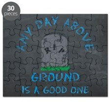 Any Day Above Ground Puzzle