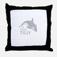 Free Tilly Throw Pillow