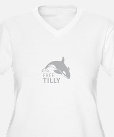 Free Tilly Plus Size T-Shirt