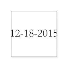 12-18-2015 Sticker