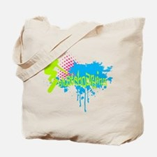 Graffiti skateboarding Tote Bag