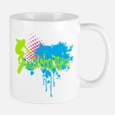 Graffiti skateboarding Mug