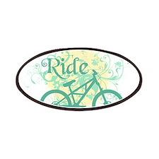 Get a ride Biking Patches