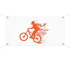 Biker ink splash Banner