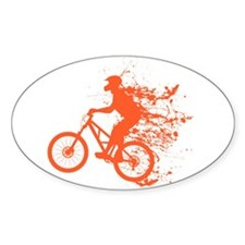 Biker ink splash Decal