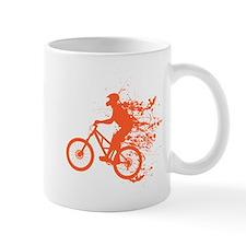 Biker ink splash Mug