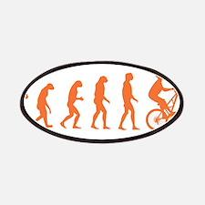 Evolution Biking Patches
