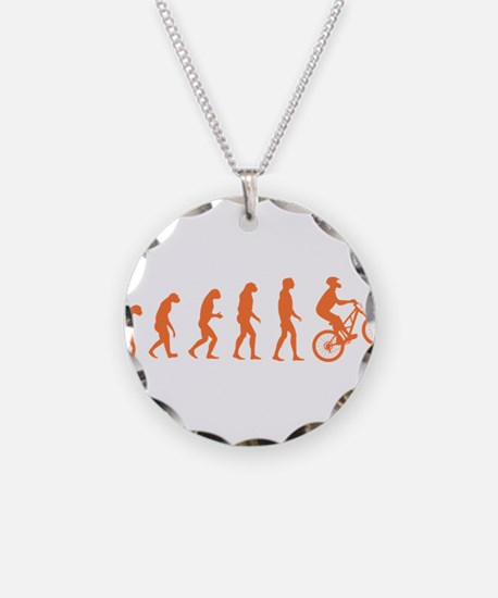 Evolution Biking Necklace
