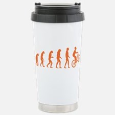 Evolution Biking Travel Mug