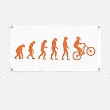 Evolution Biking Banner