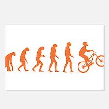 Evolution Biking Postcards (Package of 8)