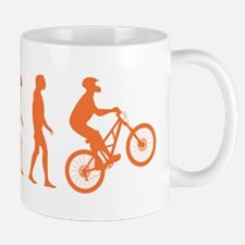 Evolution Biking Mug