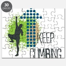 Keep climbing Puzzle