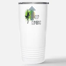 Keep climbing Travel Mug