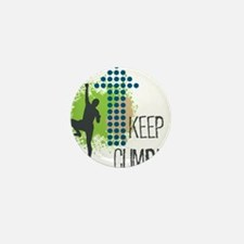 Keep climbing Mini Button (100 pack)