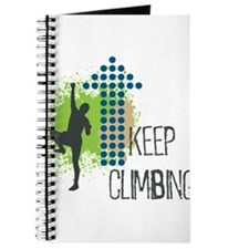 Keep climbing Journal