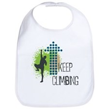 Keep climbing Bib