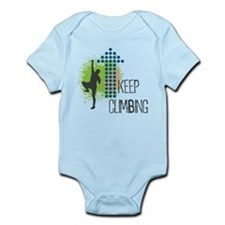 Keep climbing Infant Bodysuit