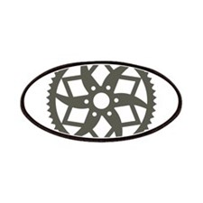 Bike chainring Patches
