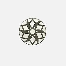 Bike chainring Mini Button (10 pack)