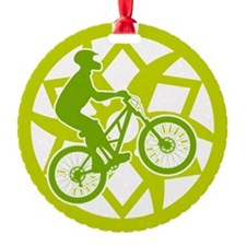 Biker chainring Ornament