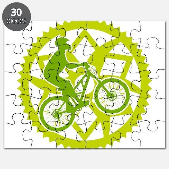 Biker chainring Puzzle
