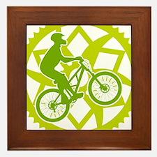 Biker chainring Framed Tile