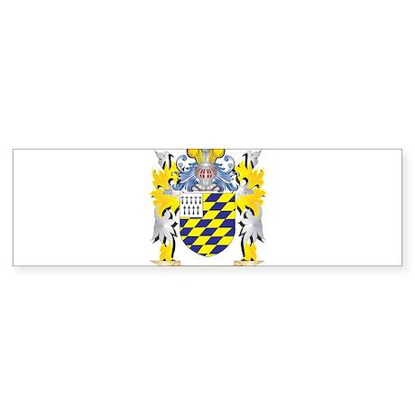 Bokmatemp38.Png Coat of Arms - Fami Bumper Sticker
