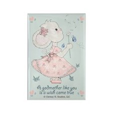 Godmother Wish Come True Rectangle Magnet