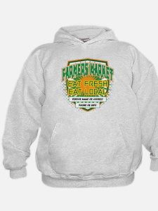 Personalized Farmers Market Hoodie