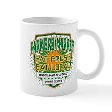 Personalized Farmers Market Mug