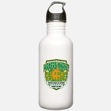 Personalized Farmers Market Water Bottle