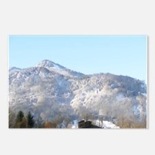 salzburg, mountains Postcards (Package of 8)