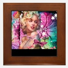 The look of Love Framed Tile