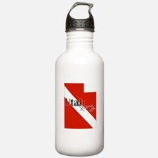 Utah Diver Water Bottle