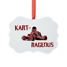 Kart-Rageous Ornament