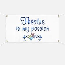 Theatre Passion Banner