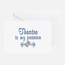 Theatre Passion Greeting Cards (Pk of 20)