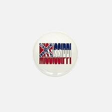 Mississippi Flag Mini Button (10 pack)