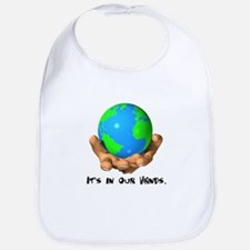 Earth In Our Hands Bib